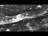 Два вертолёта Apache в Афганистане уничтожают боевиков