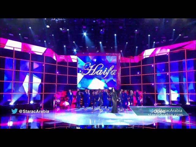Oppa Haifa Wehbe Star Academy 10 Prime 10 - هيفاء وهبي في البرايم 10 من ستار اكاد1610