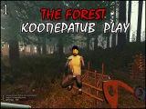 The Forest Coop # 1  Знакомство с гопниками и енотами