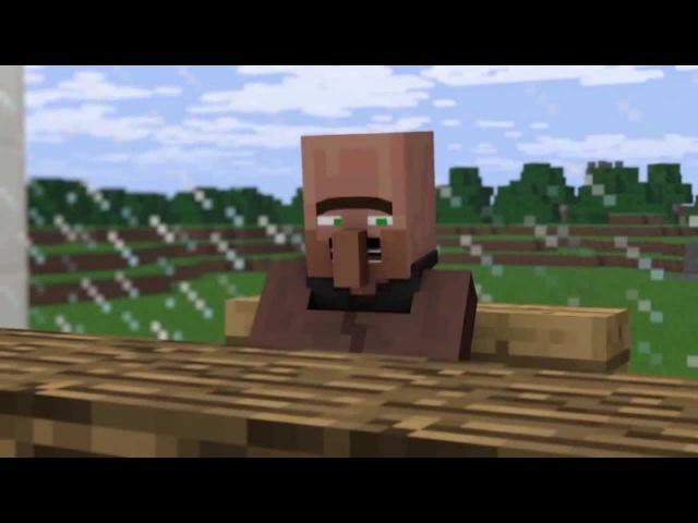 Minecraft Ржачный Мульт 2