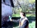 Видеоролики Приколы Вася бьет бутылку об голову