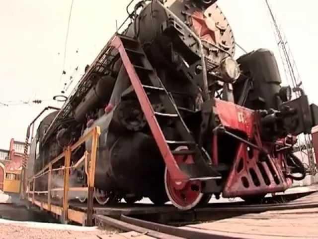 Музей железнодорожной техники на Рижской 28 из 50 чудес Москвы