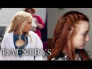 Game of Thrones Hair How To - Daenerys Targaryen Meereen Braids