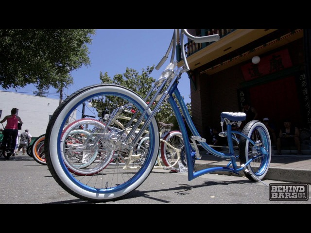 Behind Bars Inc Presents: The 2013 Shiny Side Up Bicycle Show (Official Video)