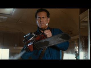 Ash Vs. Evil Dead Behind-The-Scenes Clip