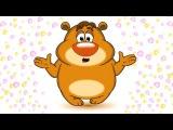 Заболела девочка моя! Анимационная видео открытка