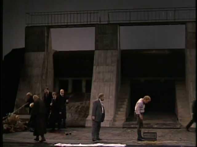 Wagner, Götterdämmerung, Boulez, Bayreuth '79