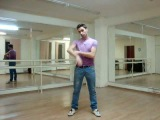 Курсы танцев. Урок 4 Экспресс курс клубного танца для мужчин. (объяснение)