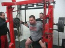 Squat and Dead Lift at Westside Barbell