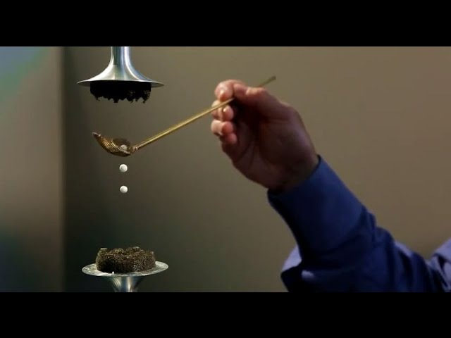 Levitation Breakthroughs! bio-gravitics, hutchison effect, vibro-acoustics,