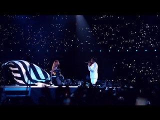 Beyonce Jay-Z On The Run Tour 2014: Forever Young / Halo
