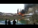 [Нетипичная Махачкала] Сгорела Джума Мечеть в Кизляре