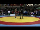 Maksim Manukyan (ARM) vs Hristo Marinov (BUL)