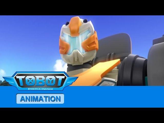 [English Version] Tobot Season1 Ep.3