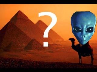 Тайны египетских пирамид. Дневники НЛО
