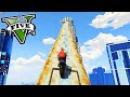 GTA V Online: A MAIOR ESCALADA do JOGO! - Profissionalidades 94