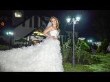 Невеста читает рэп жениху на свадьбе цвет Киев, Украина 9 августа 2014 г., 19:22