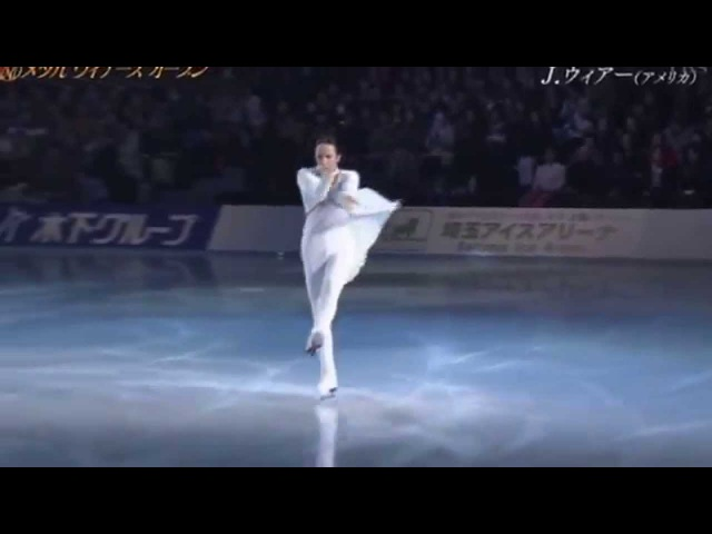 Johnny Weir - Ave Maria - MWO 2015
