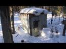 18 Без цензуры! Зимний поход, зимовье, тайга, таежные лыжи, 36км. превозмоганий