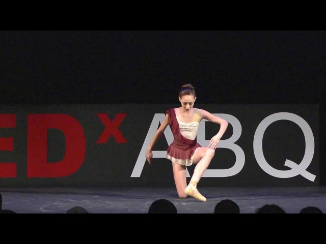 Be Great!: Juliet Doherty at TEDxABQ