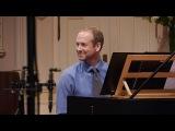 Bach: The Italian Concerto BWV 971, Andante; Michael Peterson, harpsichord
