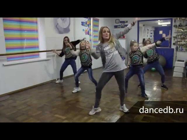 Видео уроки дэнсхолл (dancehall) №1