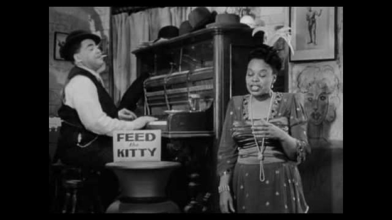 Fats Waller Ada Brown - That Ain't Right - Stormy Weather (1943)
