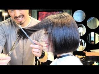 Kenneth Siu's Haircut - Alvina