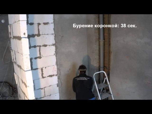 Штробление для чайников. Правильный электрик. Электромонтаж в Омске т. 49-65-22