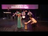 Latifa Nejim - the Gala Show in Moscow -