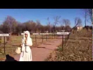 Valeria Lukyanova В чернобыле