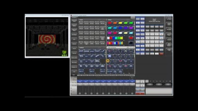 Уроки по Титану: Знакомство с интерфейсом Титан. Создание нового шоу и меню ПАТЧ