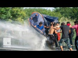Hungary Unleashes Water Cannons on Migrants at Border Mashable News