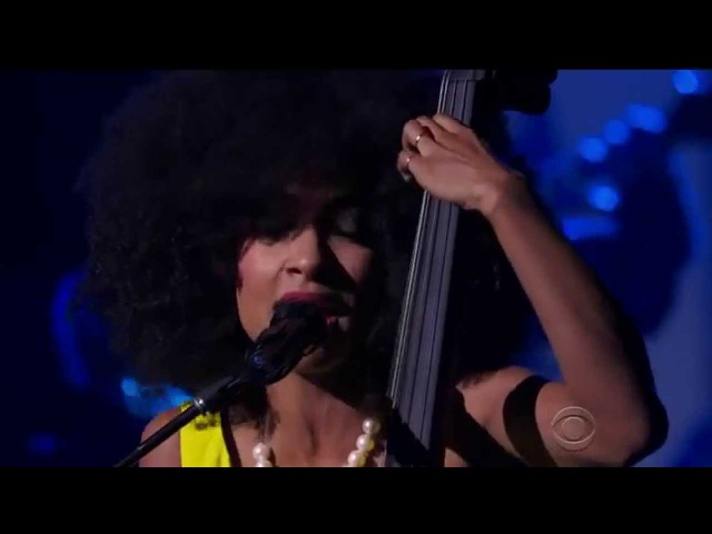 Herbie Hancock and Esperanza Spalding Honor Sting Fragile