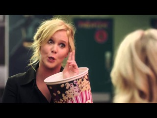 Check out the first exclusive clip from the MTV Movie Awards! Amy Schumer runs into