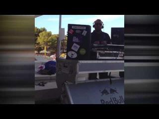 DJ John Candy @ Calabassa Beach Club,Ibiza 08.09.14