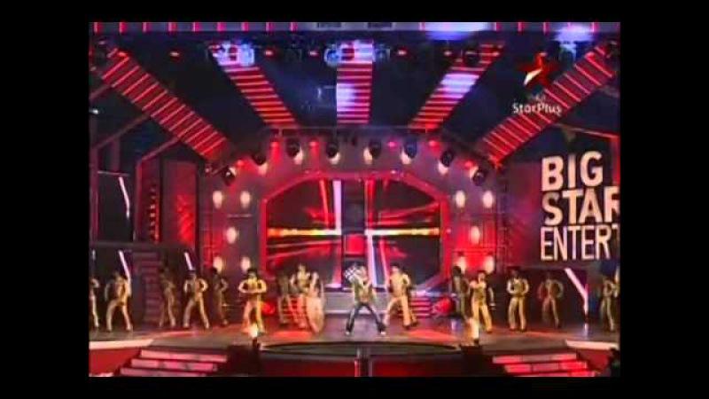 BSE Awards - Akshay Kumar ~ Tees Maar Khan Sheila Ki Jawani