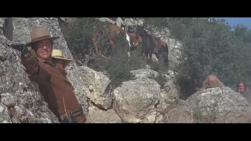 Бандиты против добровольцев (Бандолеро!)