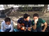 Жалғас, Айсабек, Қасымхан-Төрешің (cover) (guitar,beatbox)