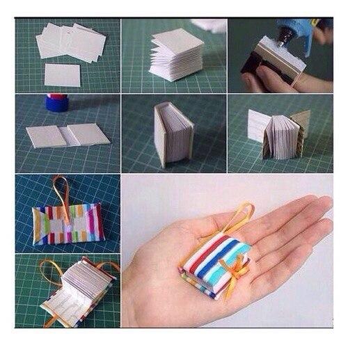 Идеи для личного дневника своими руками фото