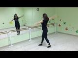Танец.Джаз модерн.Полина Гагарина-кукушка.2015