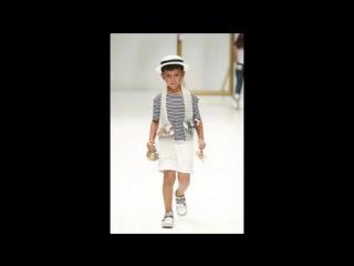 Denizci tarzı çocuk giyim - Melikekids.com