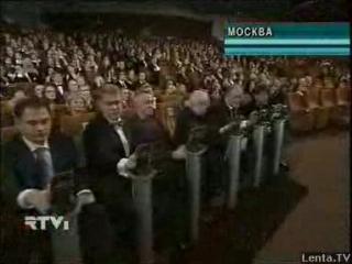 staroetv.su / Сейчас в России (RTVi, 24.11.2006) Андрей Норкин получил ТЭФИ