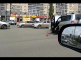 Авария на спуске в Сипайлово