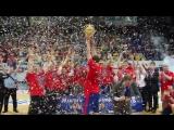 Мы Чемпионы Единой Лиги ВТБ 2014/15.