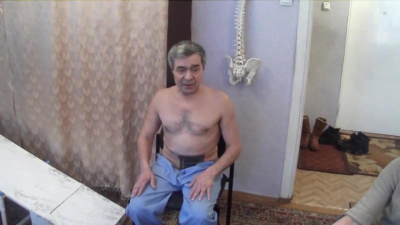 Народный умелец-костоправ в Усть- Илимске