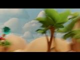 Кокоша – маленький дракон / Der kleine Drache Kokosnuss (2014) - Русский  Трейлер