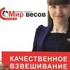 """Интернет-магазин: """"Мир Весов"""""""