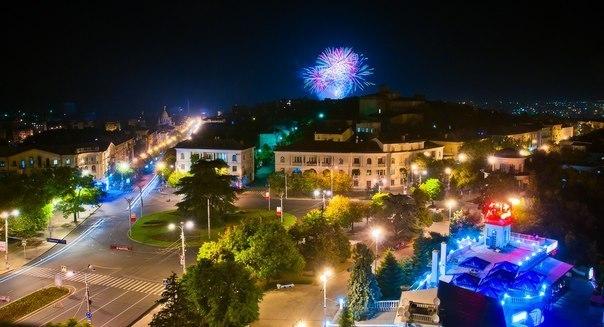 Вечерний Севастопаоль