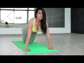Подтягиваем грудь. Упражнения для укрепления грудных мышц [Workout | Будь в форме]